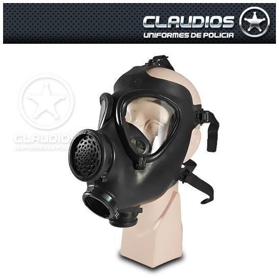 Mascara anti gas para policía