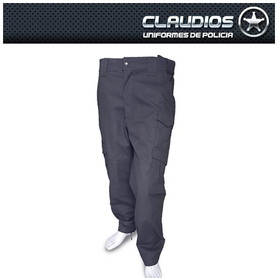 Pantalon De Comando Azul Uniformes De Policia