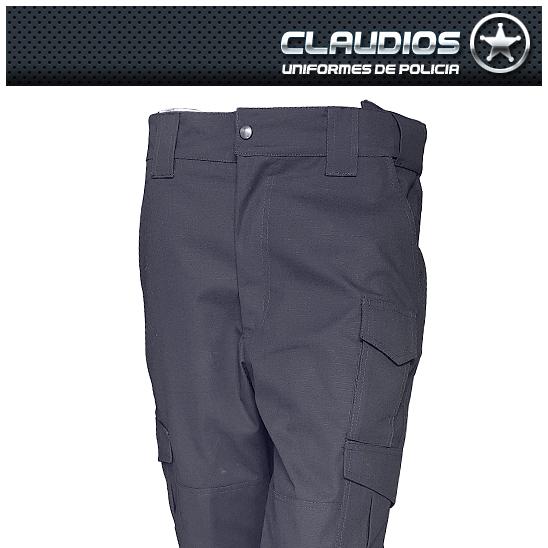 Pantalón comando azul